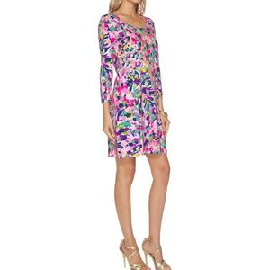 Lilly Pulitzer Beacon Dress Pina Colada Club